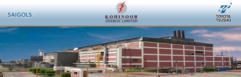 Kohinoor Energy Limited ::